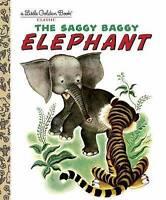 The Saggy Baggy Elephant (Little Golden Book) by Jackson, K.; Jackson, B.
