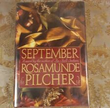 September by Rosamunde Pilcher First Edition