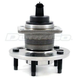 Wheel Bearing and Hub Assembly Rear IAP Dura 295-12003
