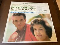 Bonnie Owens & Merle Haggard~Just Between two of us~VG+/VG+ Classic Country LP