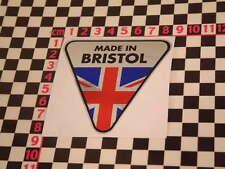 Fait à Bristol Autocollant Chrome - 404 405 406 407 408 409 410 411