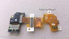 Original Sony Xperia V LT25i Audio Flex Cable Connector Earphone Jack PBA Sensor
