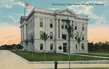 DODGE CITY KS – Ford County Court House