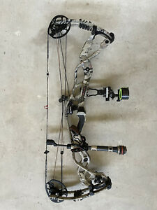 Hoyt RX1 Carbon Bow Left Handed w/ All Accessories