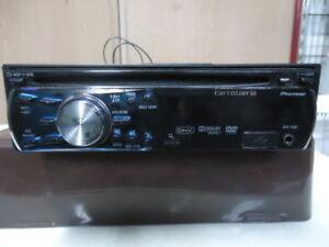 Pioneer Carrozzeria DVH-P560 DVD, CD, AM, FM, USB