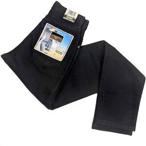 Wrangler Vintage Womens Paula Reg Fit Straight Leg Jeans (UK Size 8, 26W / 32L)