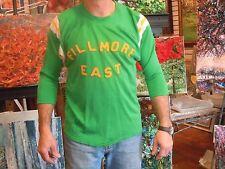 Fillmore East Vintage Football Jersey Jimi Hendrix Doors Allman Brothers T Shirt