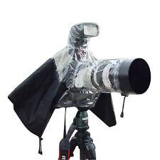 Waterproof Rain Cover Lens Protector Camera Case For Canon/Nikon/Pentax DSLR@HOT