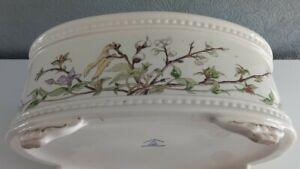 Large Ceramic Trough For Indoor Plants.