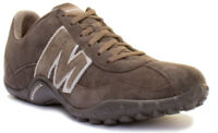 Merrell Sprint Blast Lt Mens Gunsmoke Leather Matt Trainers