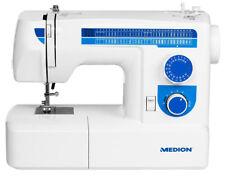 MEDION MD 17187 Freiarmnähmaschine 65 Stichmuster 650 Stiche/Min. 50W Nählicht