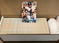 1991 Topps Stadium Club Football Complete Set (500 cards), Brett Favre Rookie