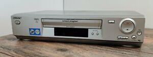Sony SLV-SE720 VCR/VHS Player Recorder (Tested and Working)