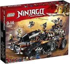 LEGO Ninjago 70654 Drachen-Fänger Neu & OVP