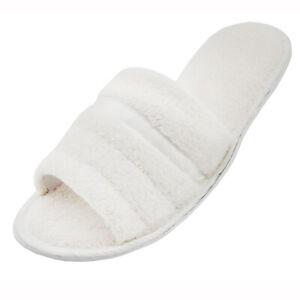 New Women's Multi-Pack Cotton Comfy Fleece Soft Lightweight Indoor House Slipper