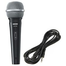 Microfono - Shure SV100 Multiuso Microfono con 4.6m Cavo