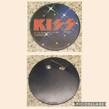 Kiss aucoin 1980 Button from royal show.