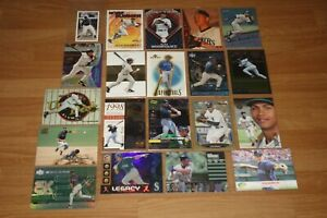 LOT OF (20) -- ALEX RODRIGUEZ -- ** INSERT CARDS / ROOKIE CARD ** -- HIGH VALUE!