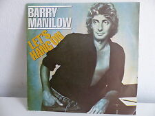 BARRY MANILOW Let's hang on 103625