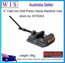 "4""(100mm) Cast Iron Drill Press Clamp Machine Vise,5.0Kg-8176303"