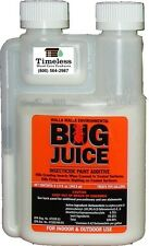 BUG JUICE Insecticide Paint Additive Eliminate Crawling Insects Treats 5 Gallons
