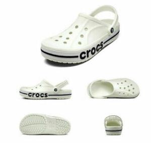 Classic Crocs Mens Womens Surf Clog Slide Beach Sandals Pool Slip on Shoes UK