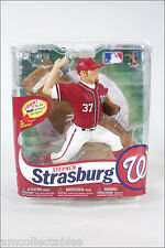 McFarlane MLB 31-Stephen Strasburg-Washington Nationals Bronzo Lev Nuovo/Scatola Originale