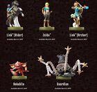 NEW The Legend of Zelda Breath of the Wild Amiibo Series Nintendo Wii U Switch