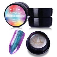 5ml Nail Chameleon Gel Color Coat UV & LED Nail Art Soak Off Gel Polish