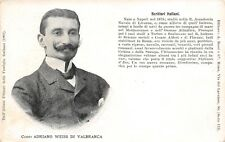 C702) ADRIANO WEISS DI VALBRANCA, DA NAPOLI, SCRITTORE.