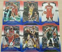 2019-20 Panini Prizm Red White Blue You Pick Veteran Player Complete Your Set