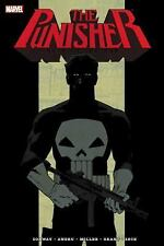 PUNISHER - BACK TO THE WAR OMNIBUS - NEW BOOK