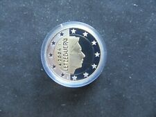 2 Euro BE Luxembourg 2004