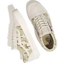 New Vans Old Skool Cordura Desert Camo Sneakers Low Top Skate Shoes SIZE 10.5