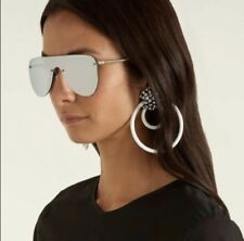 Le Specs The King Sunglasses (Grey Metallic)
