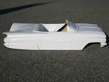 1959 Chevy Impala hot rod stroller pedal car fiberglass body lowrider 1958 1960