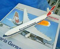 herpa bavaria germanair A300B4 1:500 nr 512695 in ovp aus sammlung