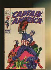 Captain America 111 FN 5.5 * 1 Book Lot * 1st Mankiller! Jim Sternako!