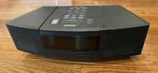 New listing Bose Wave Radio Cd player Model Awrc-1G black