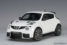 Autoart 77456 - 1/18 nissan juke R 2.0 (2016) - WHITE-NUOVO