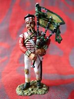 King & Country retired - NA008 British bagpiper (premier empire)