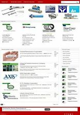 INSURANCE AGENTS BUSINESS DIRECTORY WEBSITE FOR SALE! ESTABLISHED WITH LISTINGS