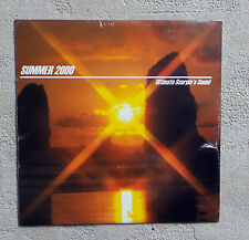 CD AUDIO/ SUMMER 2000 ULTIMATE SCORPIO'S SOUND VARIOUS CD COMPILE PROMO NEUF