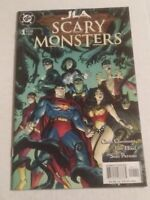 JLA Scary Monsters #1 March 2003 DC Comics Justice League