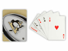 Pittsburgh Penguins Playing Cards