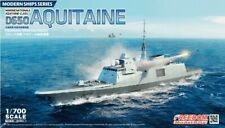 FREEDOM MODEL KITS 83001 1:700 D650 Aquitaine Fremm Multi-Purpose Frigate