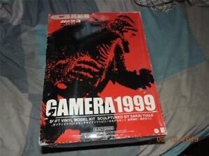 KAIYODO GAMERA 3 1999  ORIGINAL  SOFT VINYL MONSTER KIT 25cm