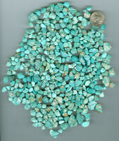 232 Grams of Natural American Turquoise Rough Fox Mine