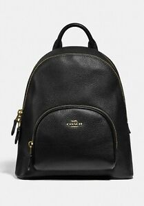 Coach Carrie Backpack 23