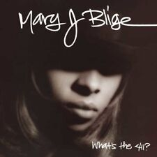 Mary Blige J - What's The 411? [New Vinyl LP] Explicit, Reissue